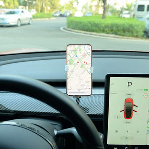 Tesla Model 3 & Y Dashboard Cell Phone Holder