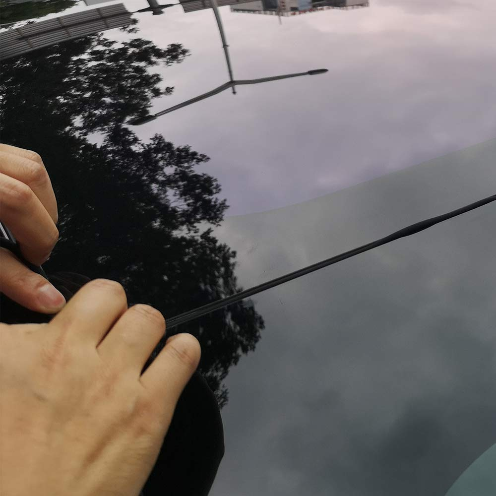 Tesla Model 3 Glass Roof Wind Noise Reduction Kit