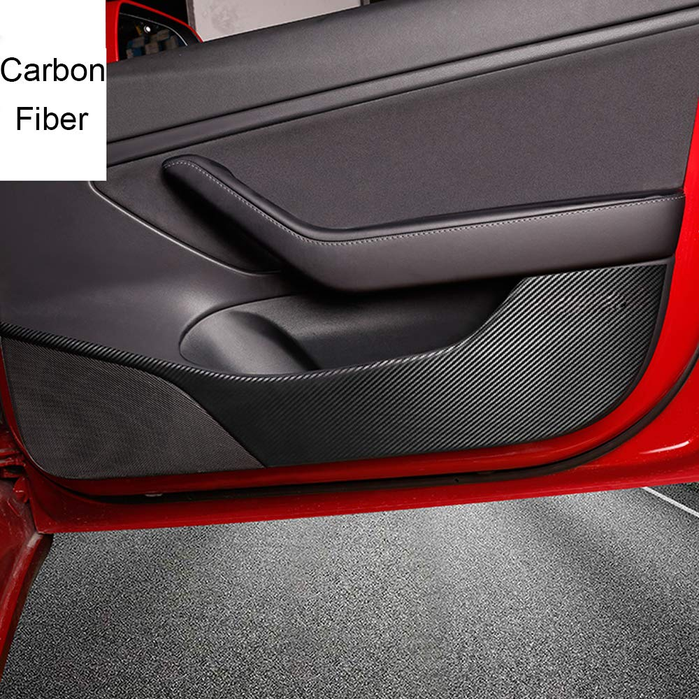Tesla Model 3 Door Protector Anti-Kick Mat (Set of 4)