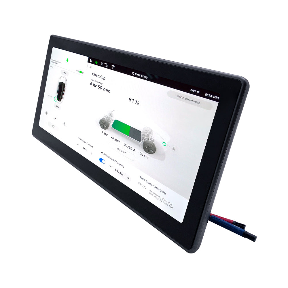 Tesla Model 3 & Y Driver Side Dashboard Screen