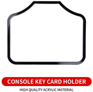 Tesla Model 3 Center Console Anti-Slip Premium Key Card Holder