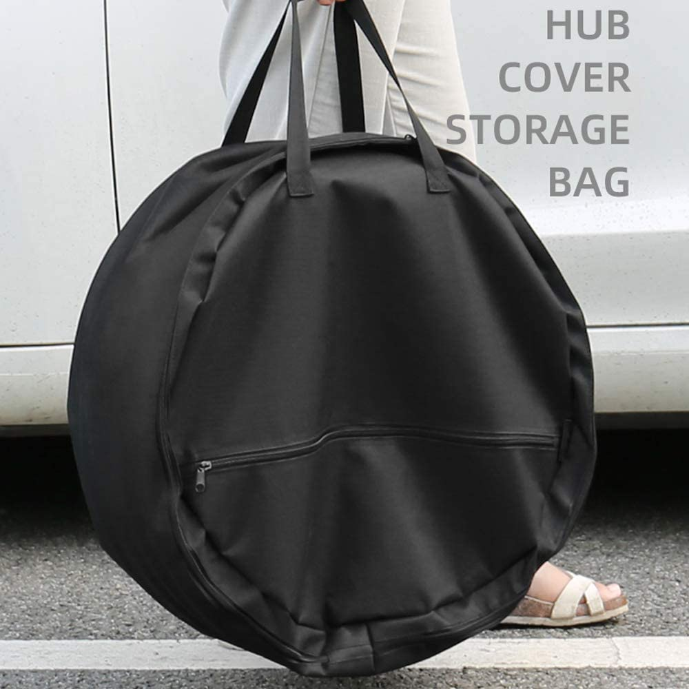 Tesla Model 3 & Y Aero Wheel Cover Storage Bag