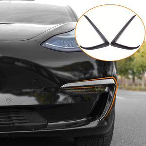 Tesla Model 3 Front Fog Light Trim