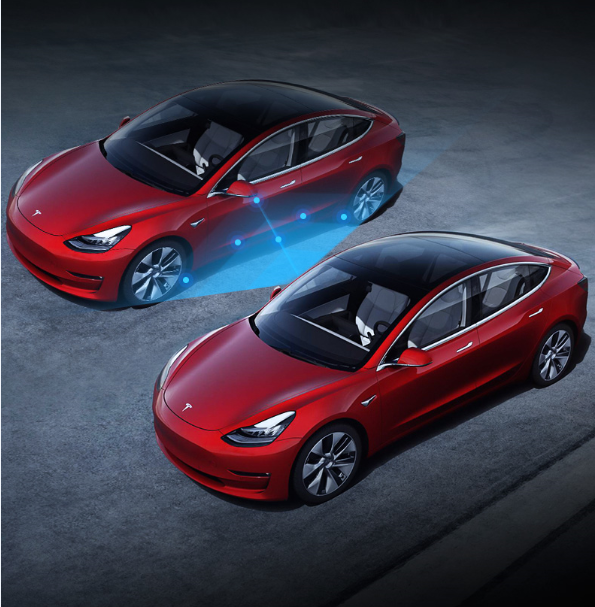 Tesla Model 3 & Y Automatic Opening and Closing Doors Kit