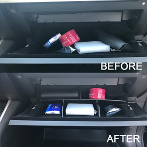 Tesla Model 3 & Y Glove Box Organizer