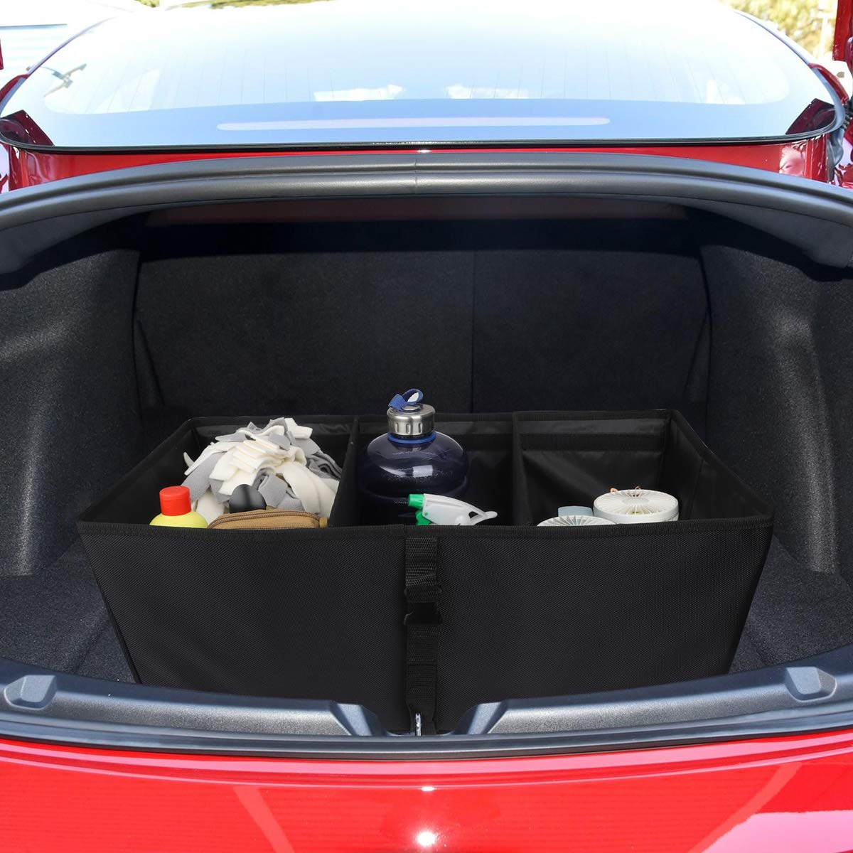 Tesla Model 3 & Y Sub Trunk Collapsible Organizer