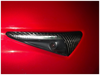 Carbon Fiber Side Markers Turn Signal Overlays for Tesla Model 3, S, and X
