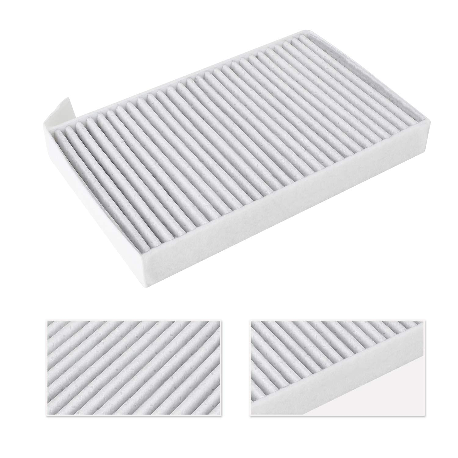Tesla Model 3 & Y Replacement Cabin Air Filter (Pack of Two)
