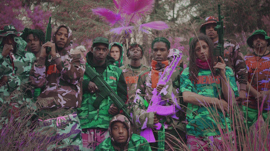 A$AP Mob Releases 'YAMBORGINI HIGH' MUSIC VIDEO