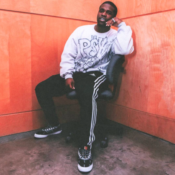ASAP Ferg Talks to Huffington Post about Design, New Music, and History
