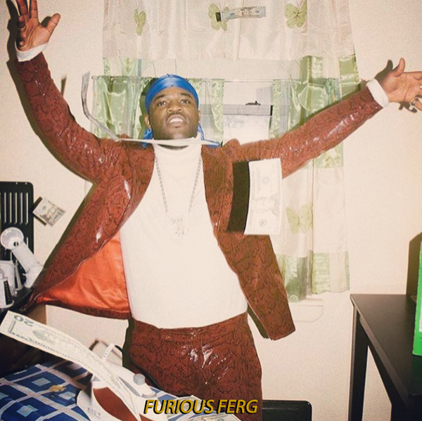 "Listen to ASAP Ferg ""Furious Ferg"""