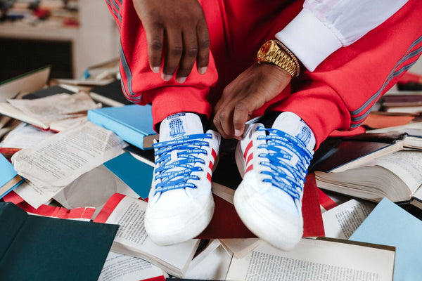 First Look at The New Trap Lord X Adidas Match Court Sneakers