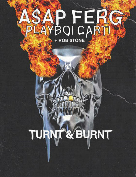 "A$AP Ferg Announces ""Turnt & Burnt"" Tour"