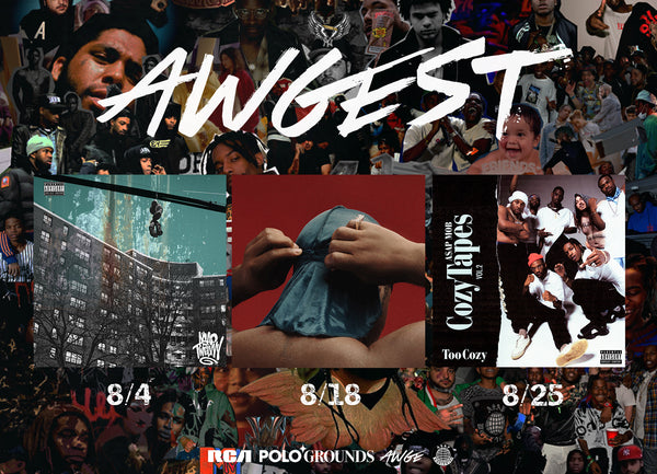 ASAP Mob Announces AWGEST