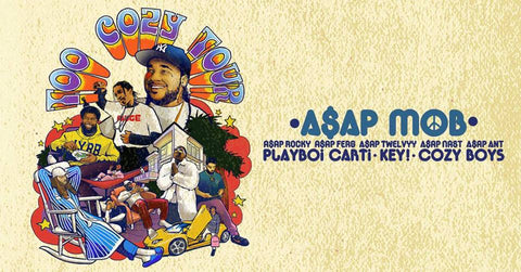 ASAP Mob Too Cozy Tour