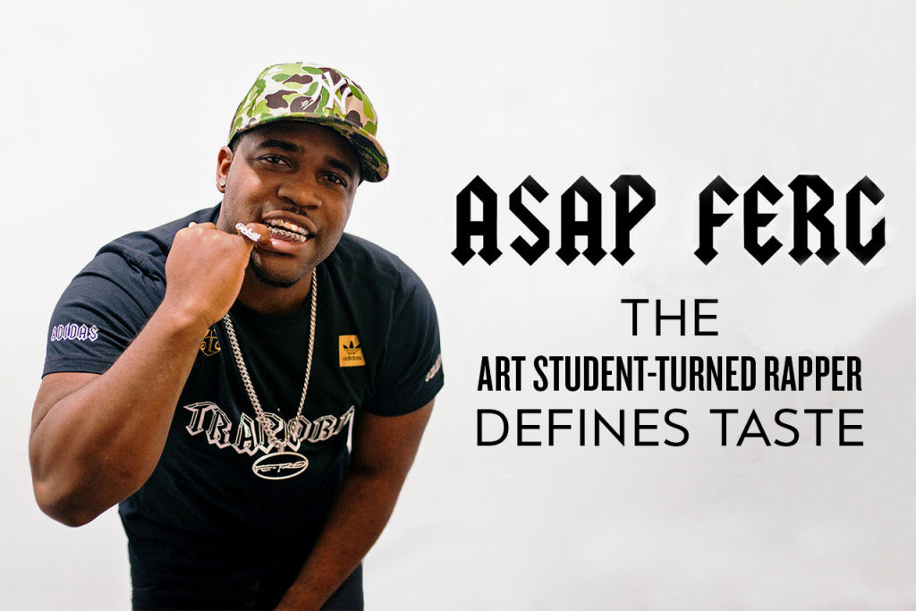 ASAP Ferg Talks Fashion with Hypebeast