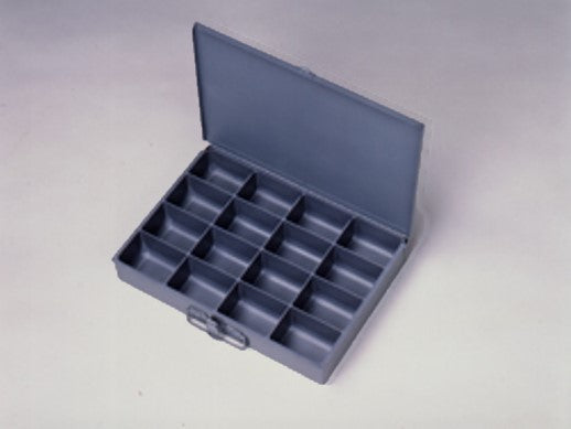 HITCH, LYNCH & SNAP PIN ASSORTMENT, LARGE METAL TRAY