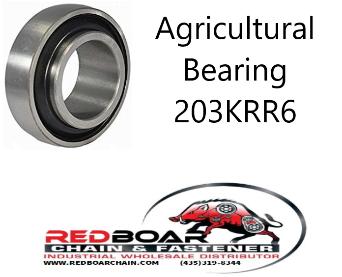 203KRR6 Radial/Deep Groove Ball Bearing