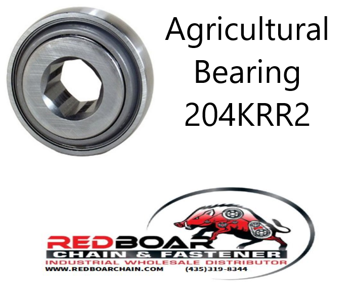 204KRR2 Radial/Deep Groove Ball Bearing