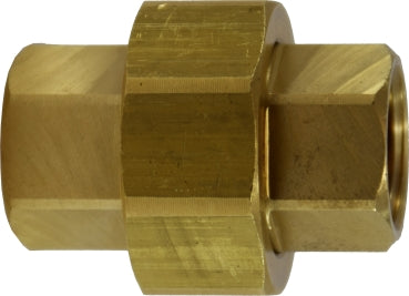"1/2"" Female Brass Union Fitting"
