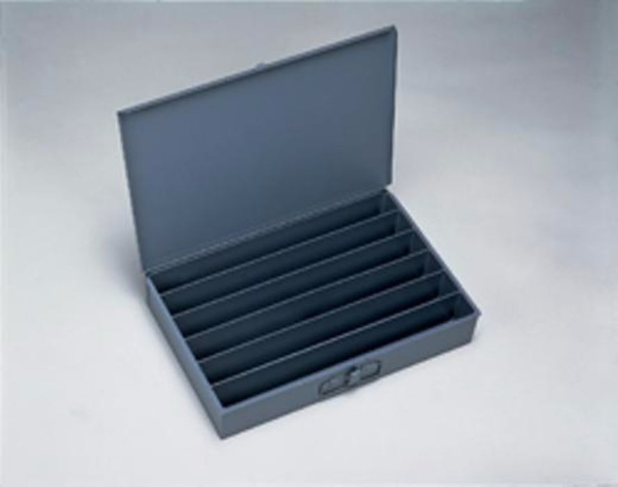 Square Key Stock in Metal Locking Durham Drawer Tray
