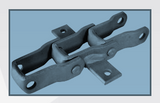 P667XH-K1S-5 Pintle Chain w/k1S Attachments every 5th Link, QTY 10FT for live floor truck