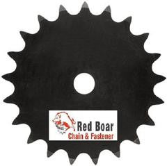 60A22H-SB TYPE A PLATE SPROCKET 22 TEETH FOR #60 ROLLER CHAIN
