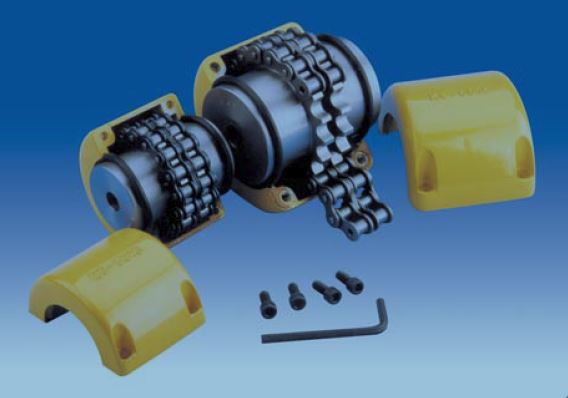 CHAIN COUPLER SPROCKETS