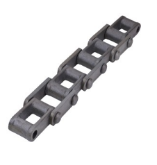 "C188 Combination Cast Steel Chain 10ft Riveted 2.609"" Pitch"