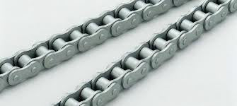 #100 Dacromet Corrosion Resistant Roller chain 10ft