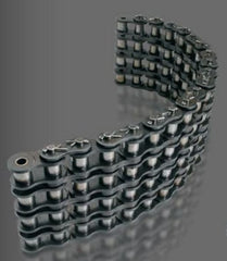 #35-4 Fourplex strand roller chain 10FT FREE SHIPPING!