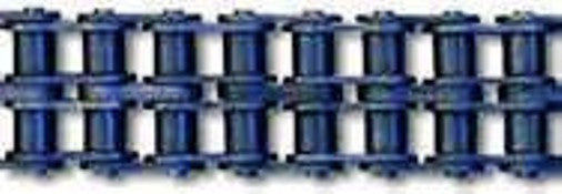 #60H-2 Heavy Double Strand Roller Chain 10FT