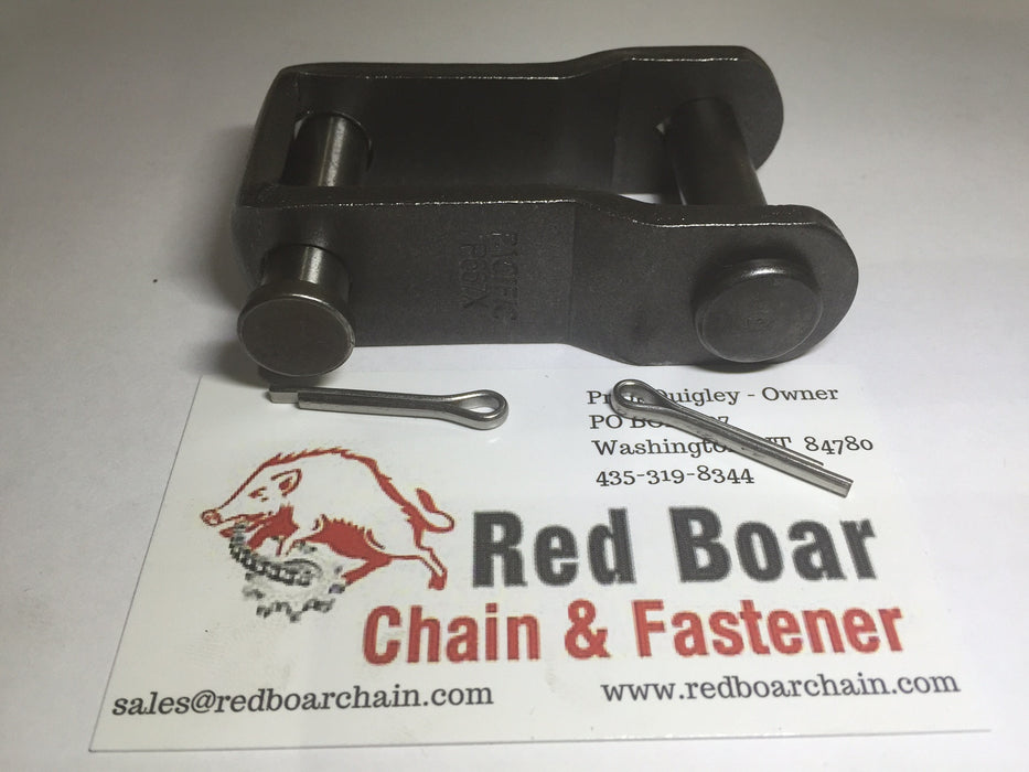 667XH Pintle Chain Connecting Repair Link with Pins and Cotters