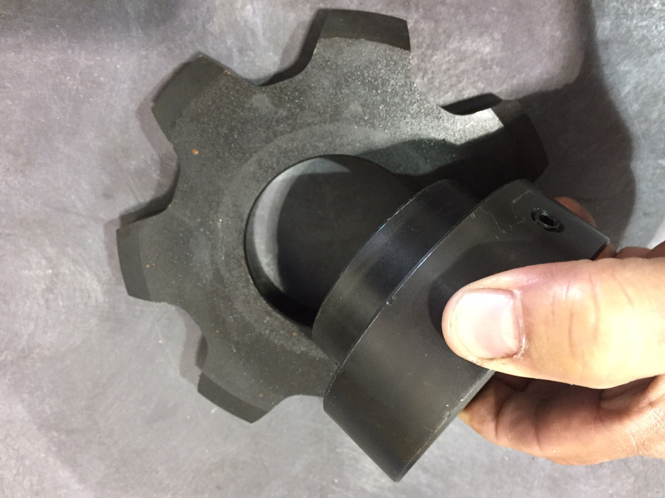 "1.63"" Pitch Weld Conveyor Sprocket Fits CA550, CA557, #55 Pintle and Conveyor Chains"