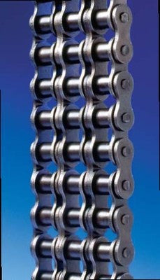 #80-3 Triple strand roller chain 10FT