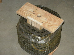 #41 Roller Chain Reel 50ft or 100ft Length Riveted