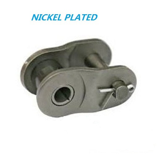 #40NP Nickel Plated Offset Link