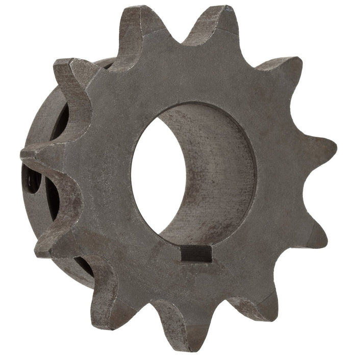 Sprocket 80B09H Heat Treated Type B for #80 Roller Chain 9  Tooth