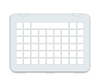 I-110 Communicator 5 9x6 Keyguard