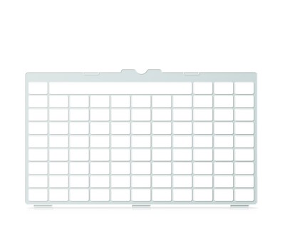 Tobii Dynavox I-16 Keyguard for Snap Core First 8x10 Vocabulary Grid 9x11 Total Grid