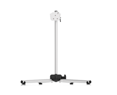 Tobii Dynavox ConnectIT Tabletop TS XL featuring Rehadapt Universal Device Socket mount plate.