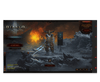 Diablo 3 for eye gaze game start screen