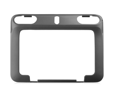 Tobii Dynavox I-110 Durable Case with Built-In Keyguard Holder back view