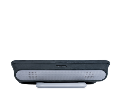 Tobii Dynavox SC Tablet back view showing speakers