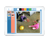 Tobii Dynaox Snap Scene featured on an iPad