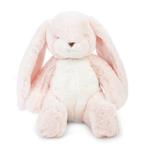 "Bunnies by the Bay Little Nibble 12"" Bunny - Pink"