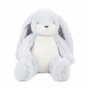 "Bunnies by the Bay Little Nibble 12"" Bunny - Gray"