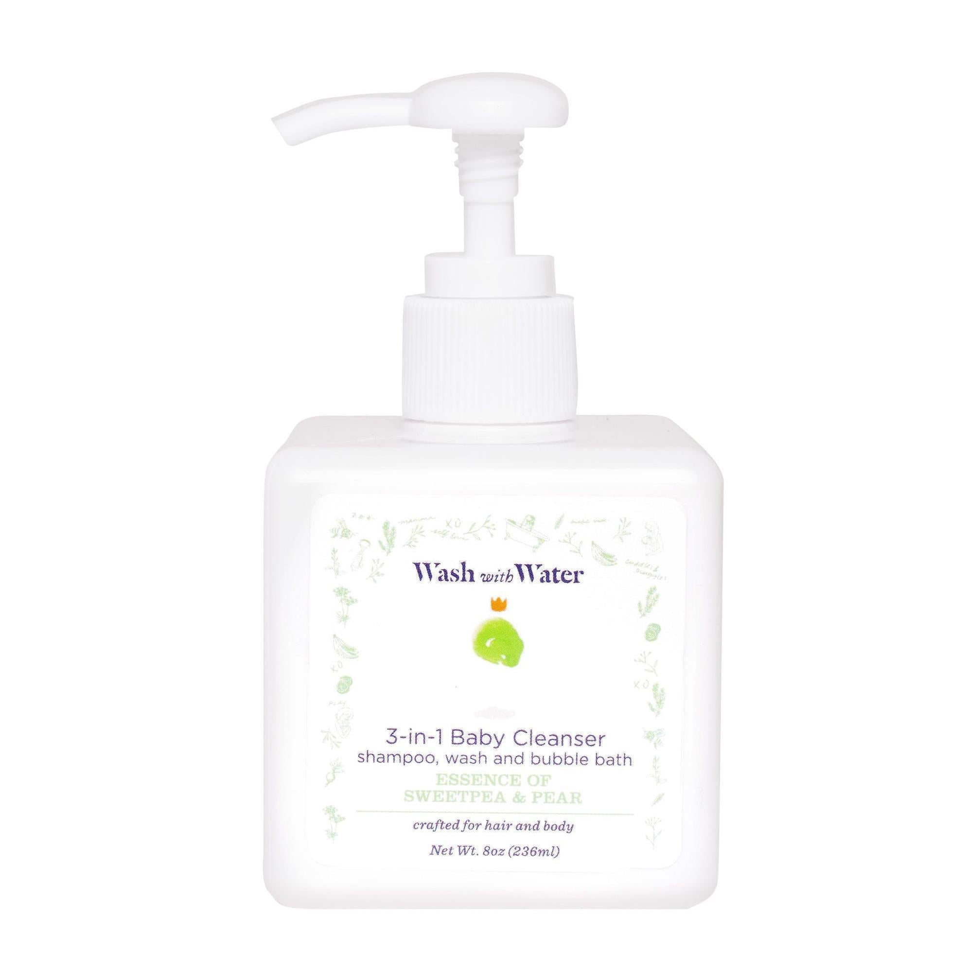 Wash with Water 2-in-1 Baby Cleanser