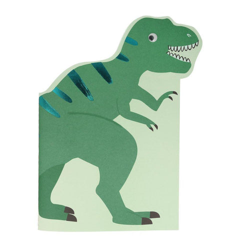 Meri Meri Dinosaur Sticker & Sketchbook
