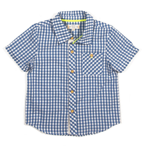 EGG Adrian Plaid Shirt
